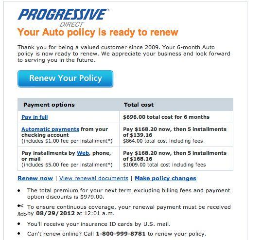 Progressive Auto Insurance >> Progressive Motorcycle Insurance Insurance