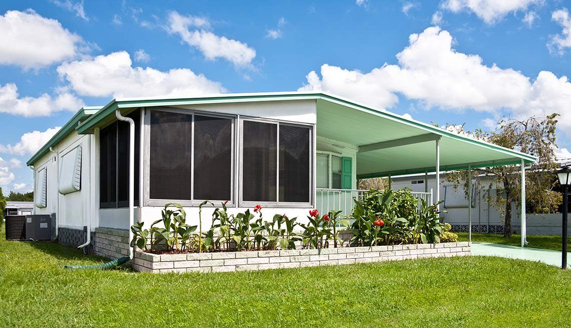 aarp mobile home insurance photo - 1