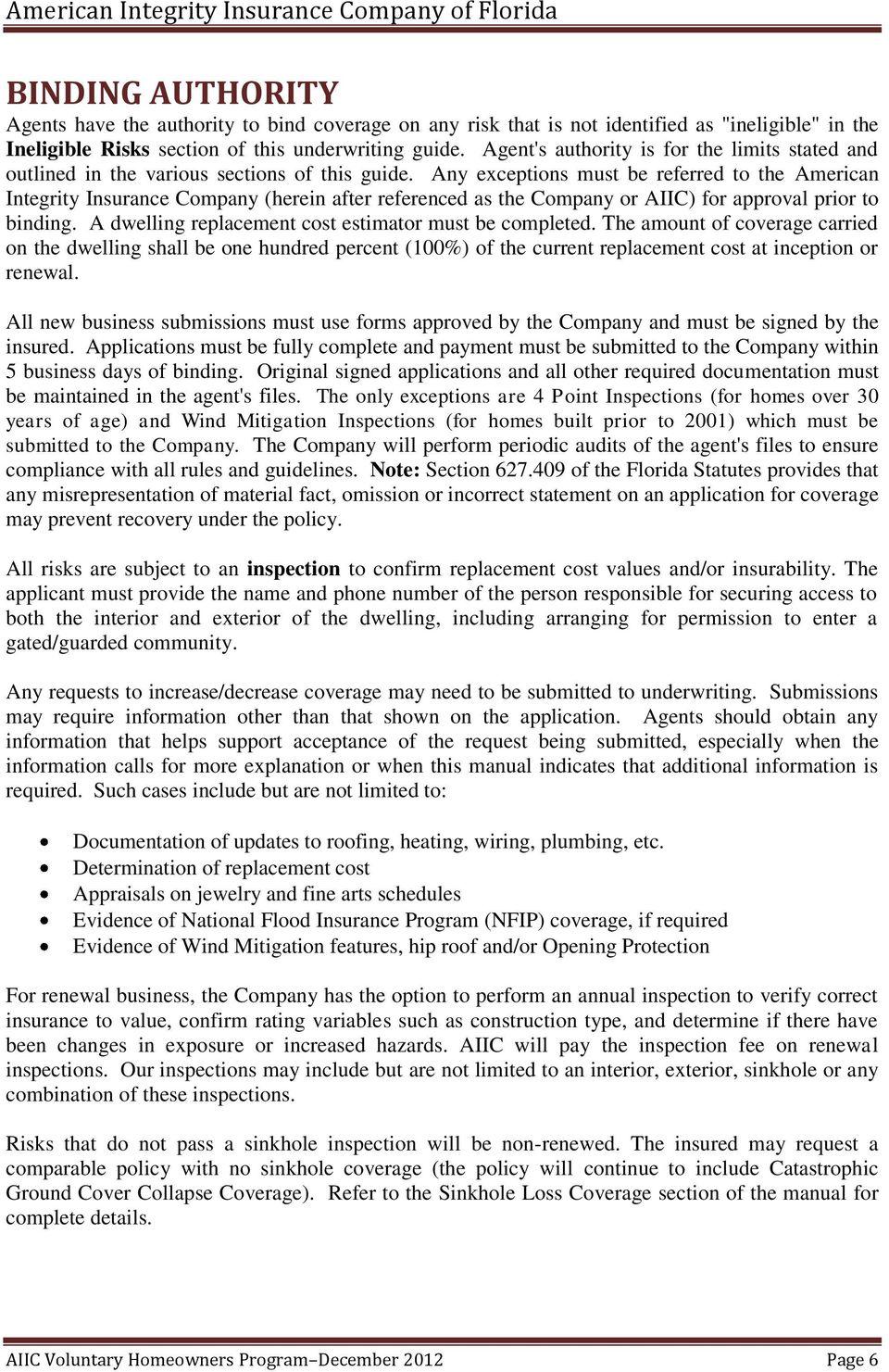 american integrity insurance company of florida photo - 1