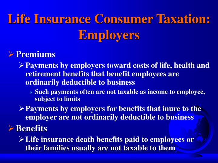 are life insurance payouts taxable photo - 1