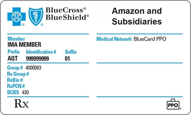 blue plus insurance photo - 1