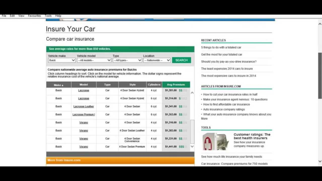car insurance cost calculator photo - 1