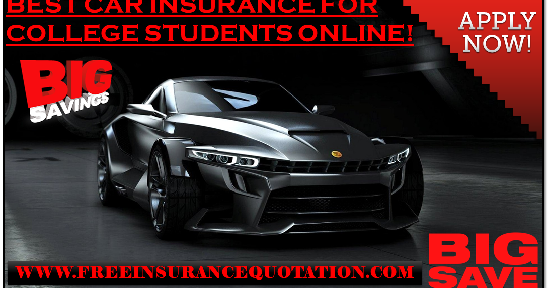 cheap car insurance for college students photo - 1