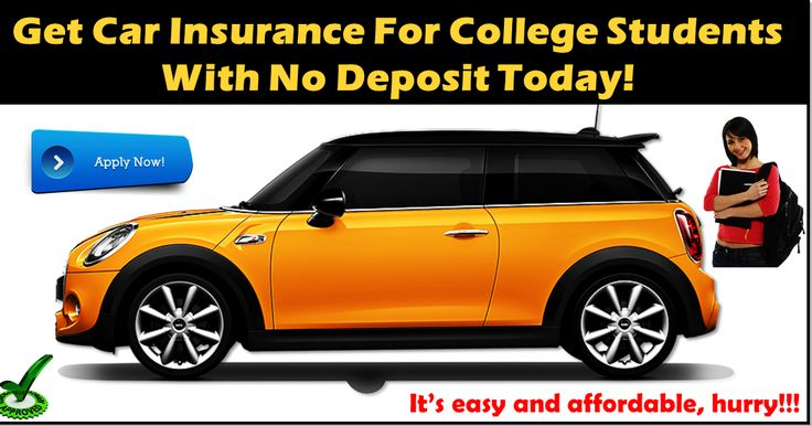 cheapest car insurance for college students photo - 1
