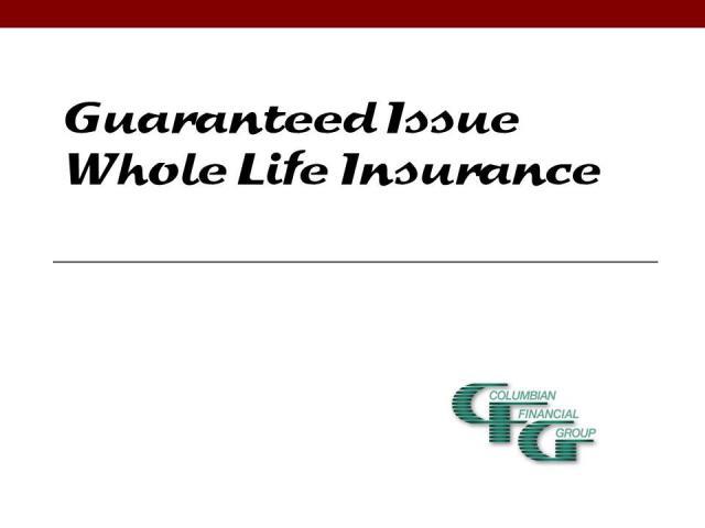 columbian mutual life insurance photo - 1