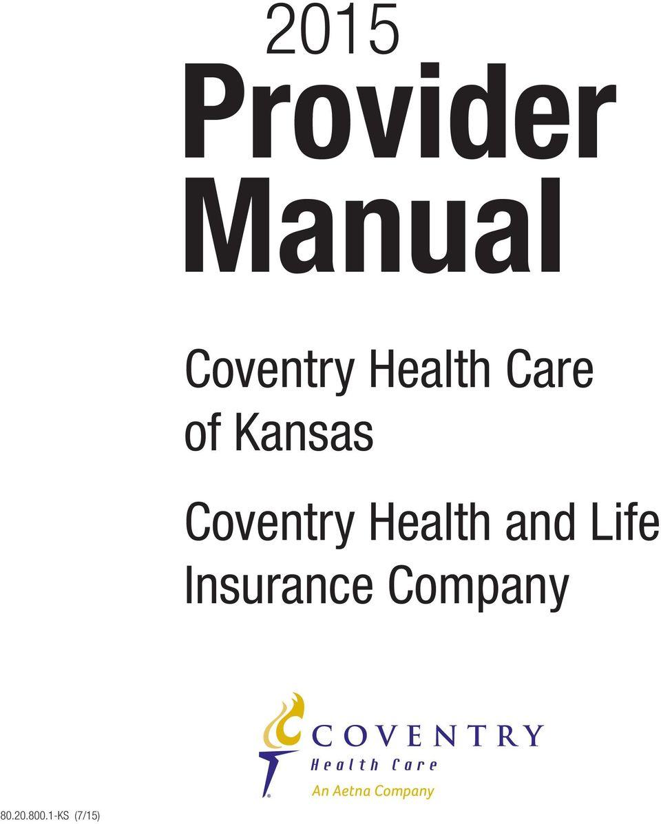 coventry health and life insurance company photo - 1