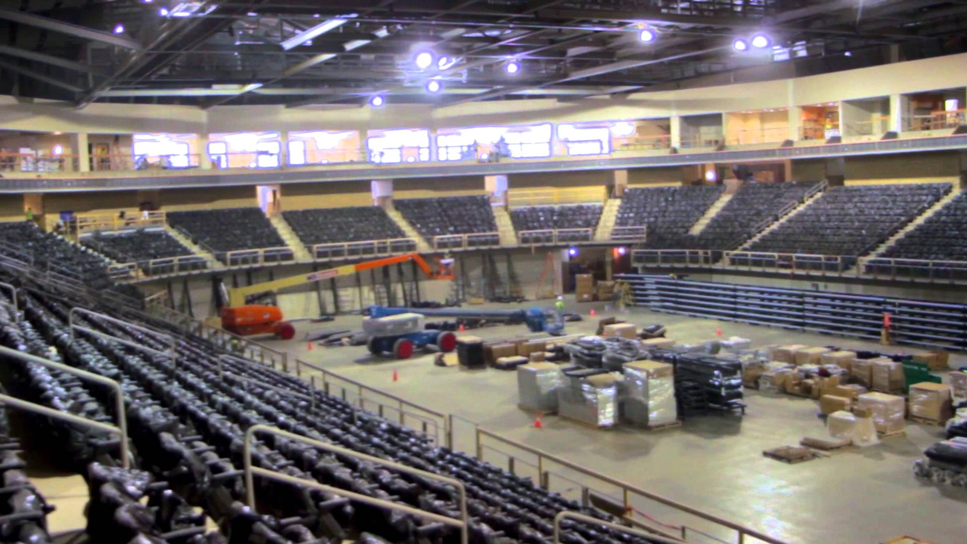 cross insurance arena photo - 1