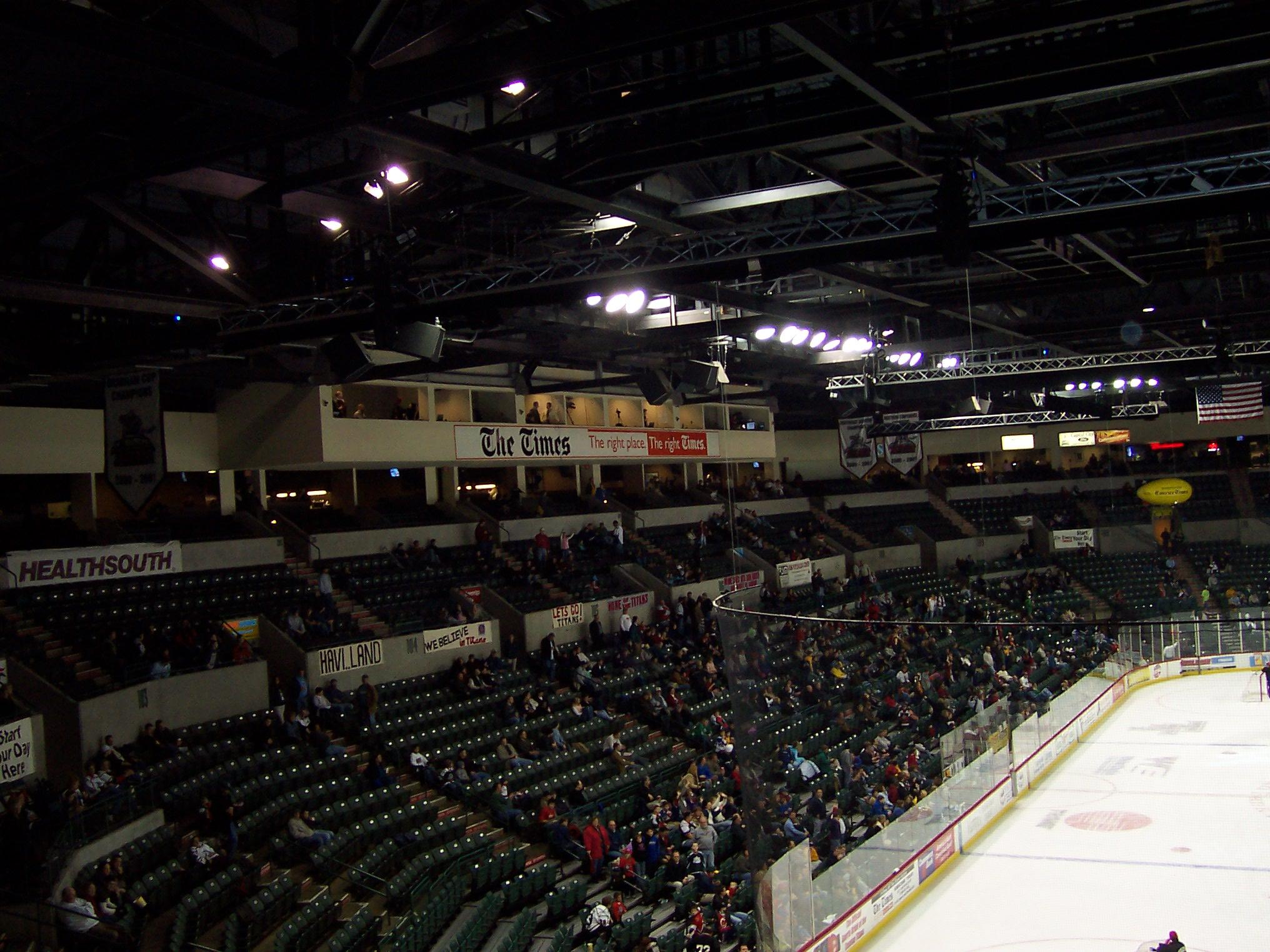 cure insurance arena photo - 1