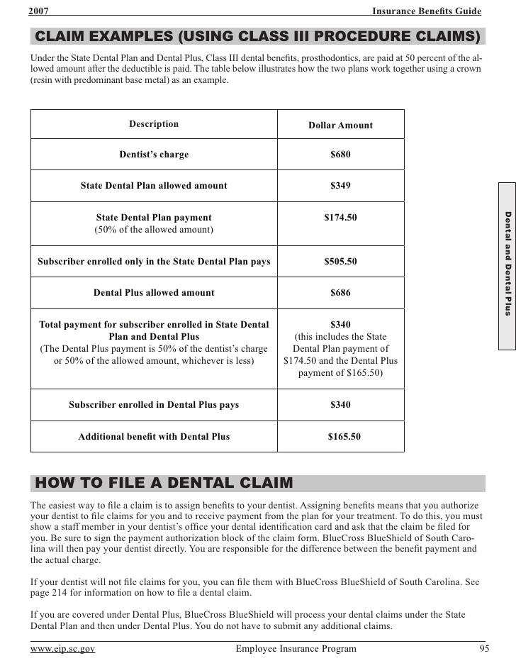 dental insurance sc photo - 1