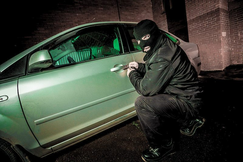 does car insurance cover theft photo - 1