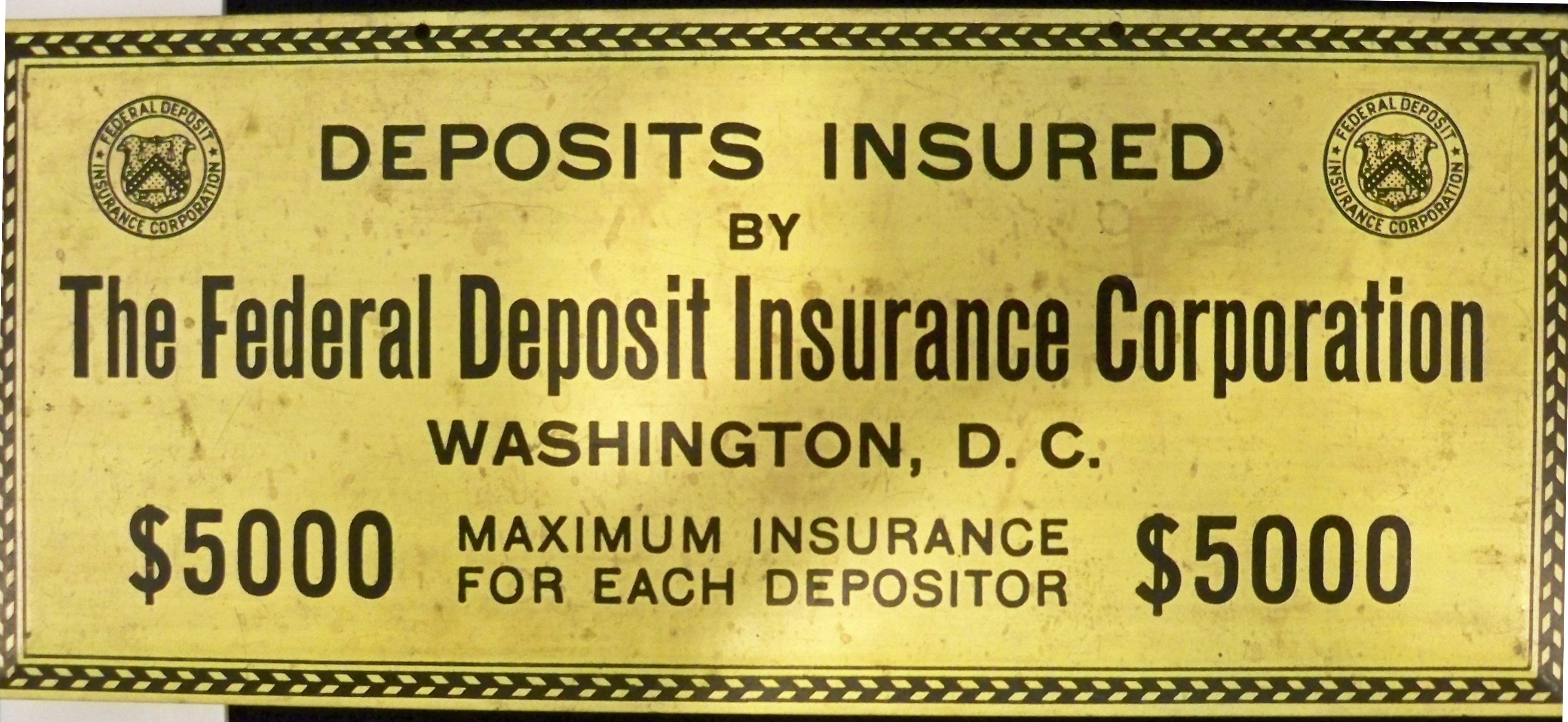 federal deposit insurance act photo - 1