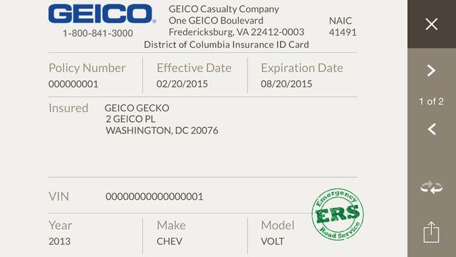 geico insurance company id photo - 1