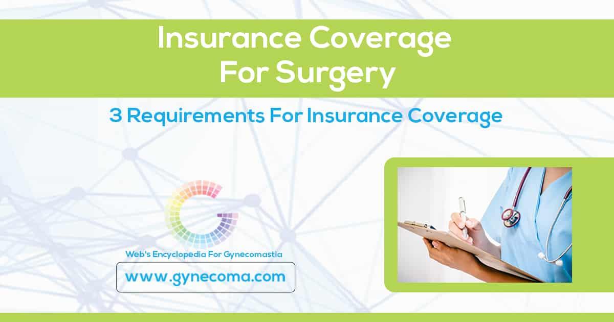 gynecomastia surgery insurance photo - 1