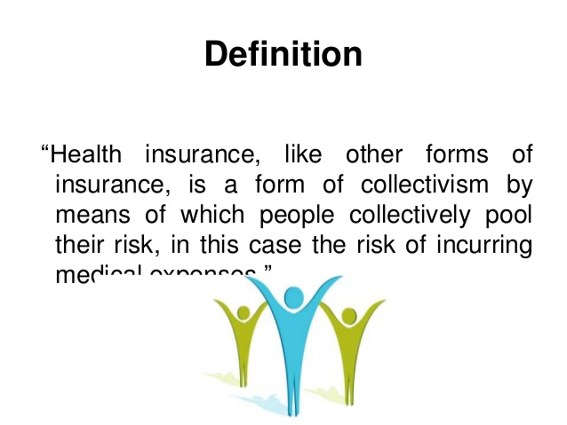 health insurance definition photo - 1