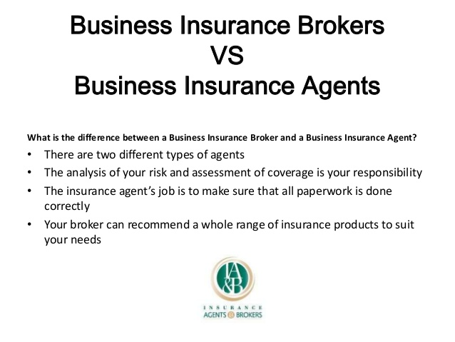 insurance broker vs agent photo - 1