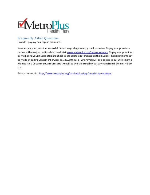 metroplus insurance photo - 1