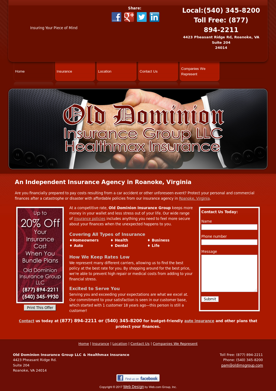 old dominion insurance photo - 1
