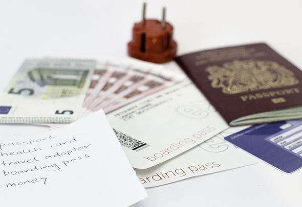passport insurance photo - 1