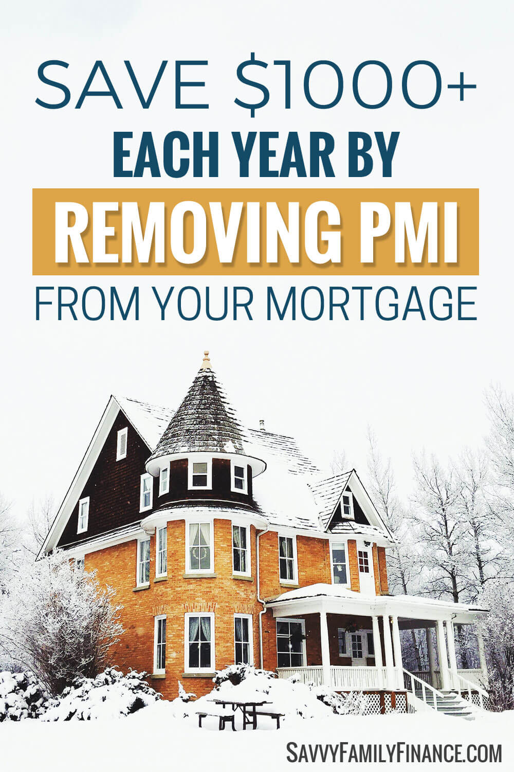 private mortgage insurance remove photo - 1
