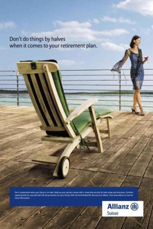 retirment insurance photo - 1