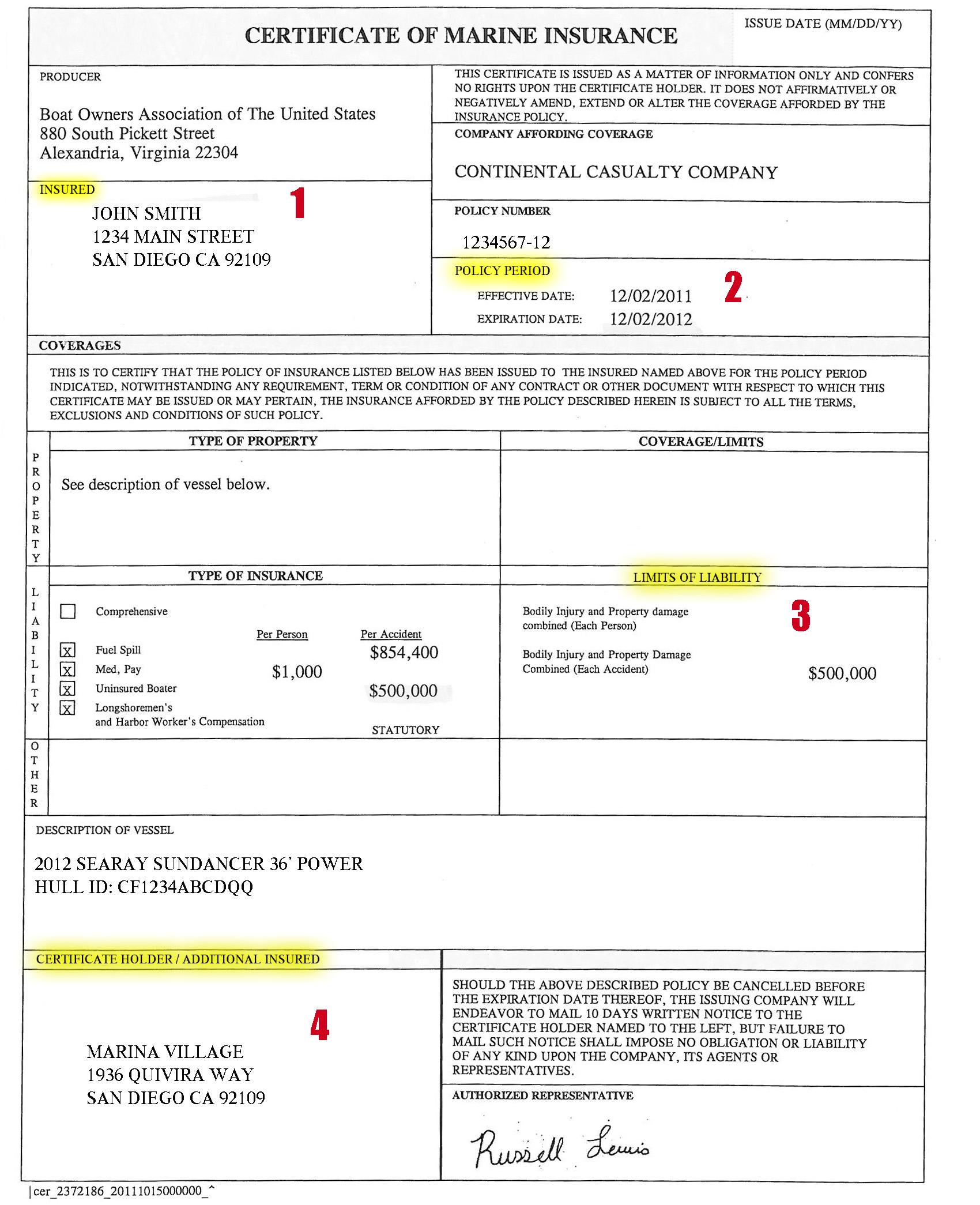 state farm auto insurance policy pdf photo - 1