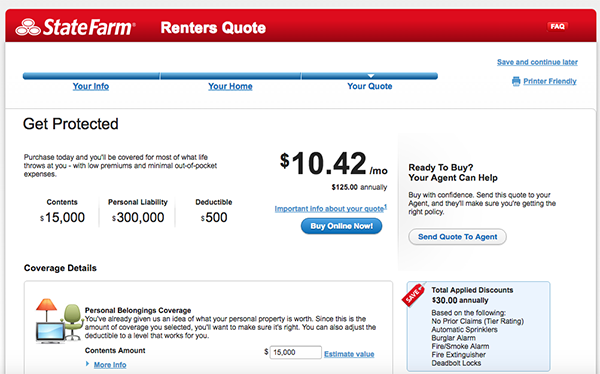 state farm home owners insurance photo - 1