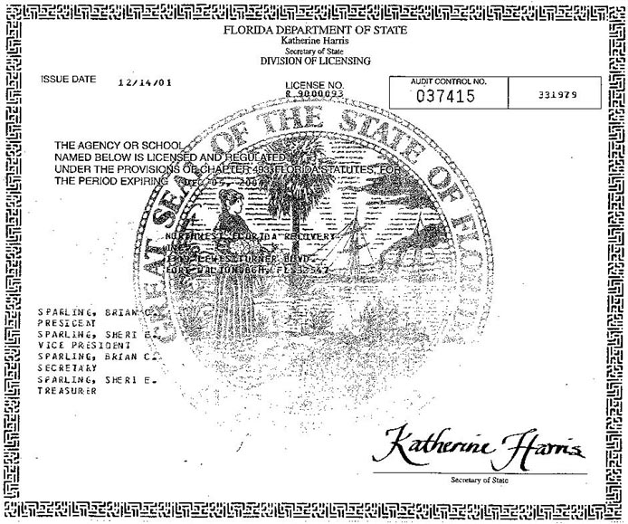 state of florida insurance license photo - 1