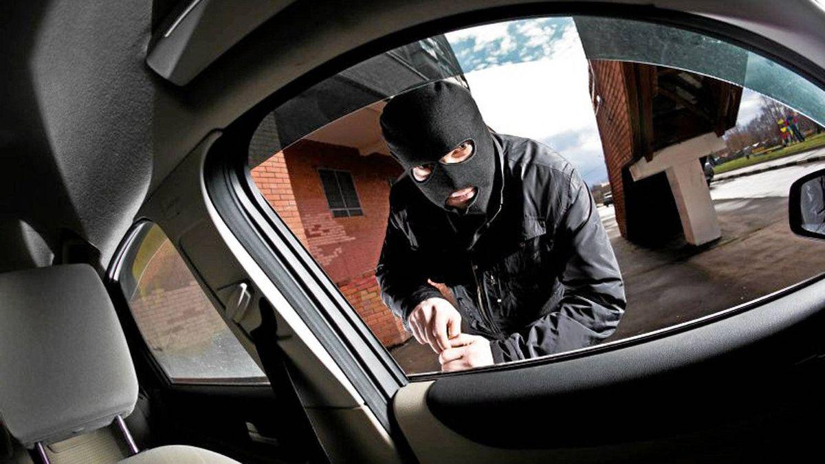 stolen car insurance photo - 1