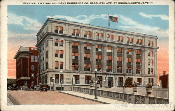 the national life and accident insurance company photo - 1